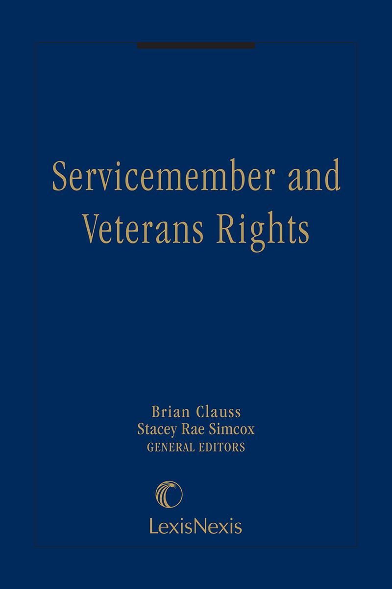 Servicemember and Veterans Rights