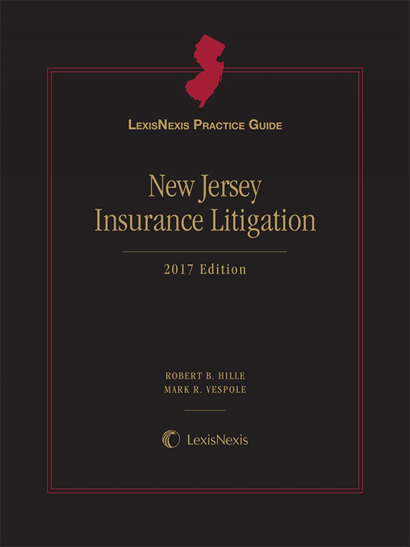 LexisNexis Practice Guide: New Jersey Pleadings | LexisNexis Store