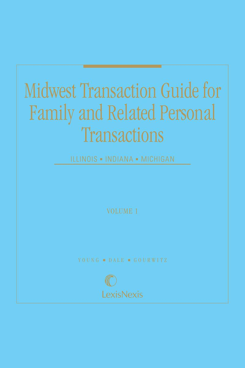 Midwest Transaction Guide for Family and Related Personal Transactions
