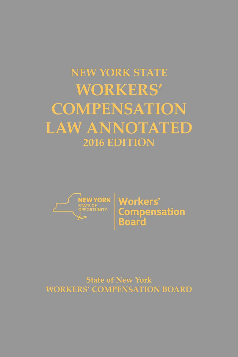 New york state workers compensation law annotated lexisnexis store new york state workers compensation law annotated fandeluxe Choice Image