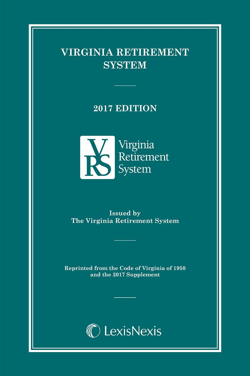 Virginia Retirement System Lexisnexis Store