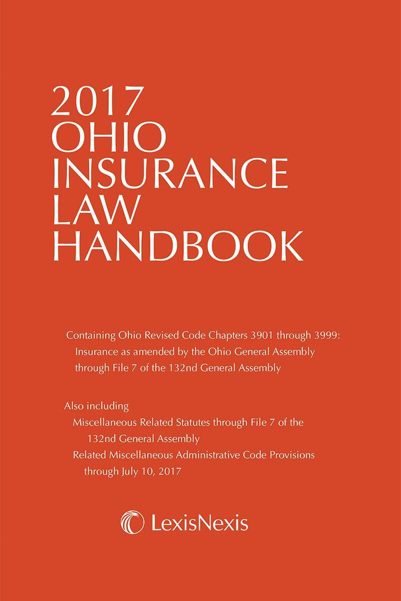 New editions print digital solutions lexisnexis ohio insurance law handbook fandeluxe Choice Image