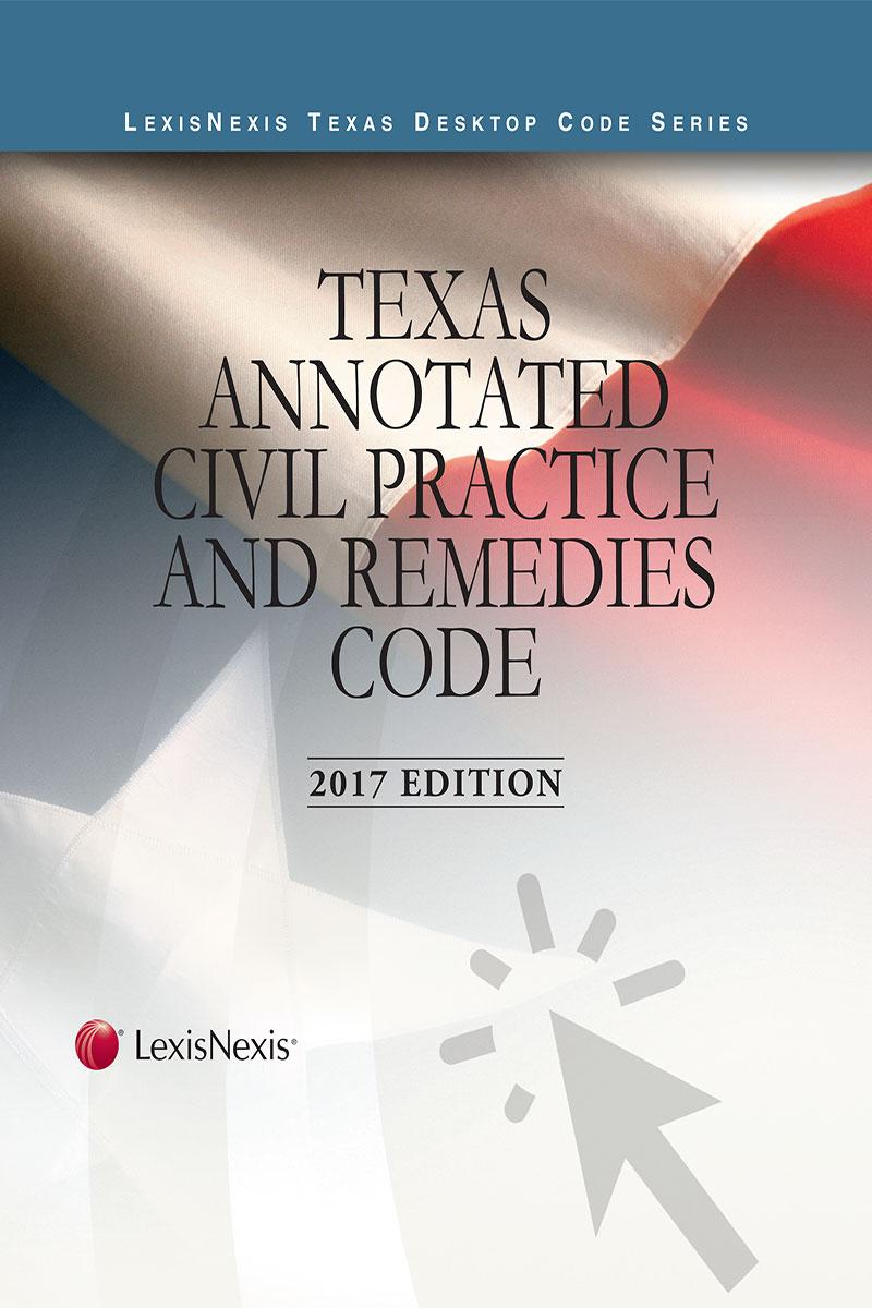 Texas annotated insurance code lexisnexis store texas annotated civil practice and remedies code cover fandeluxe Choice Image