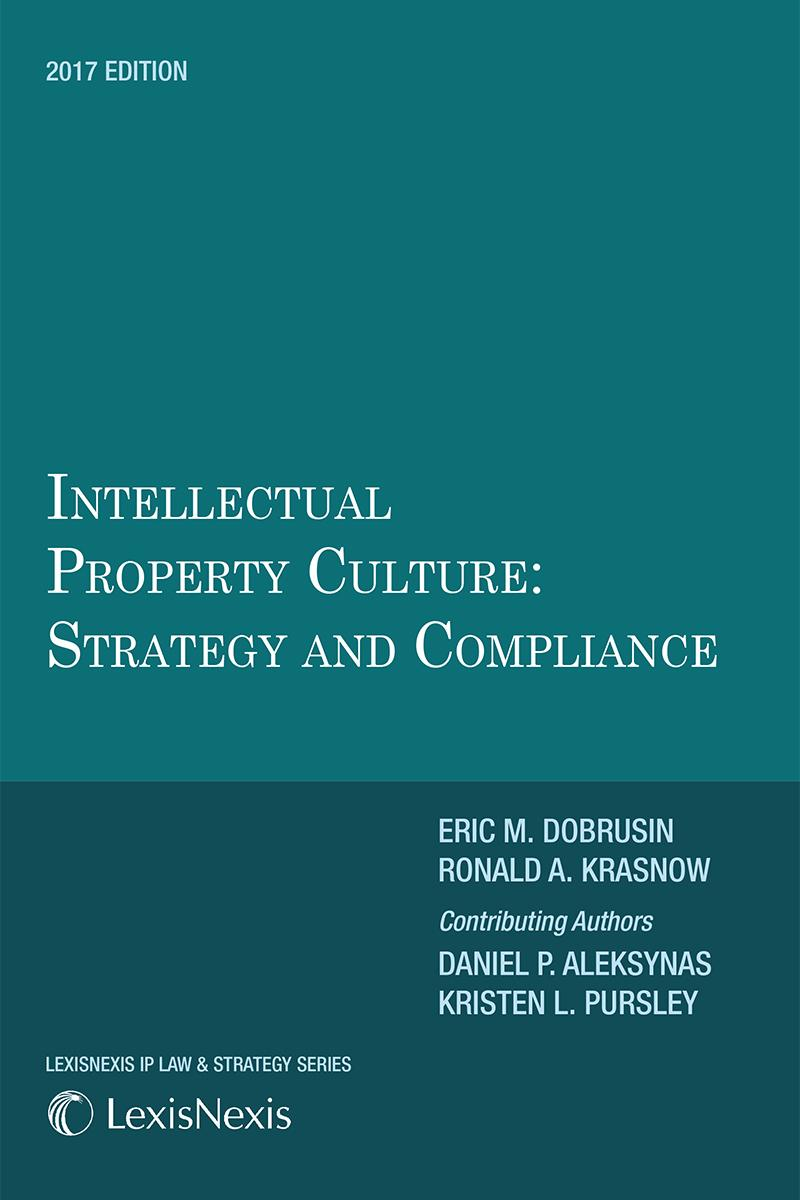 Intellectual Property Culture: Strategy and Compliance