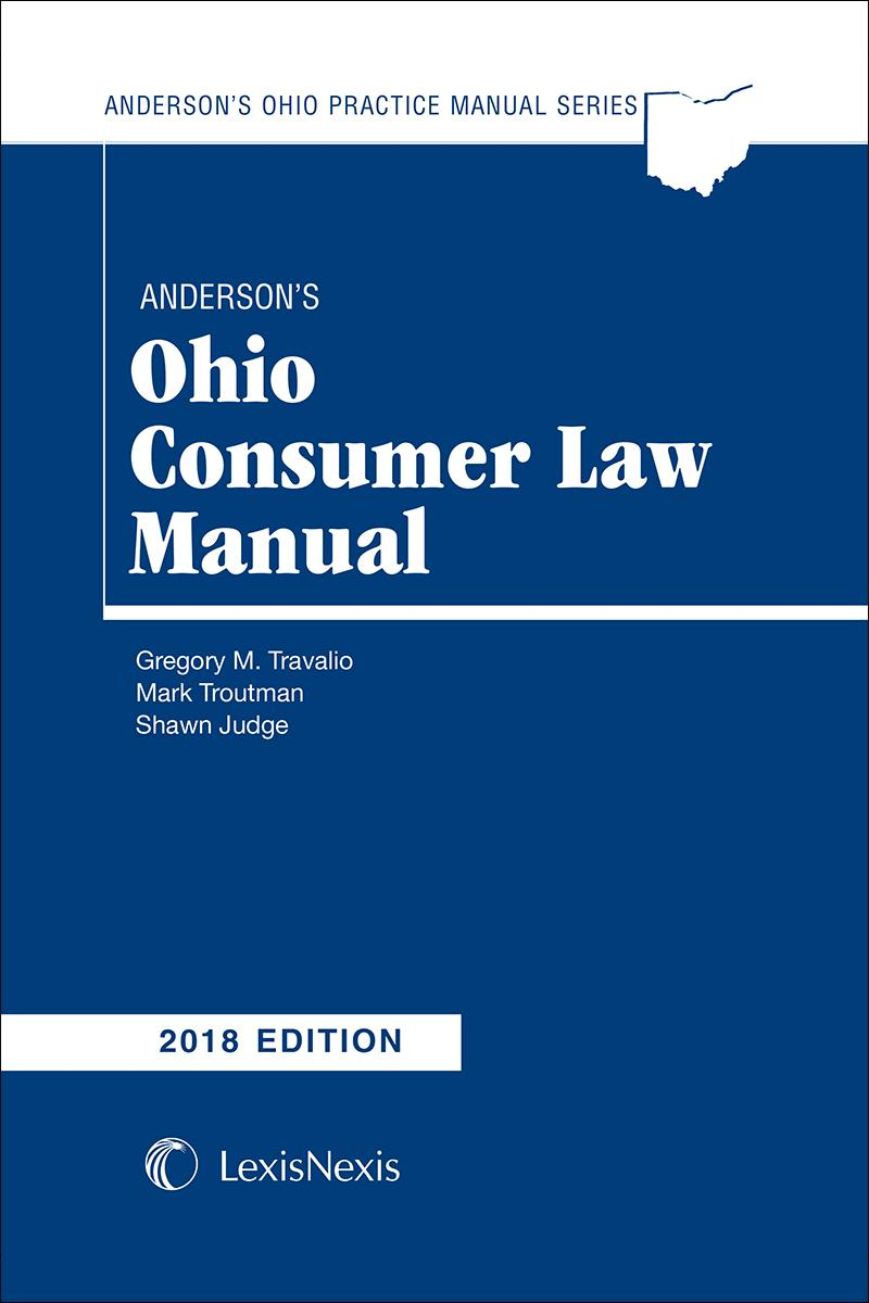 Anderson's Ohio Consumer Law Manual