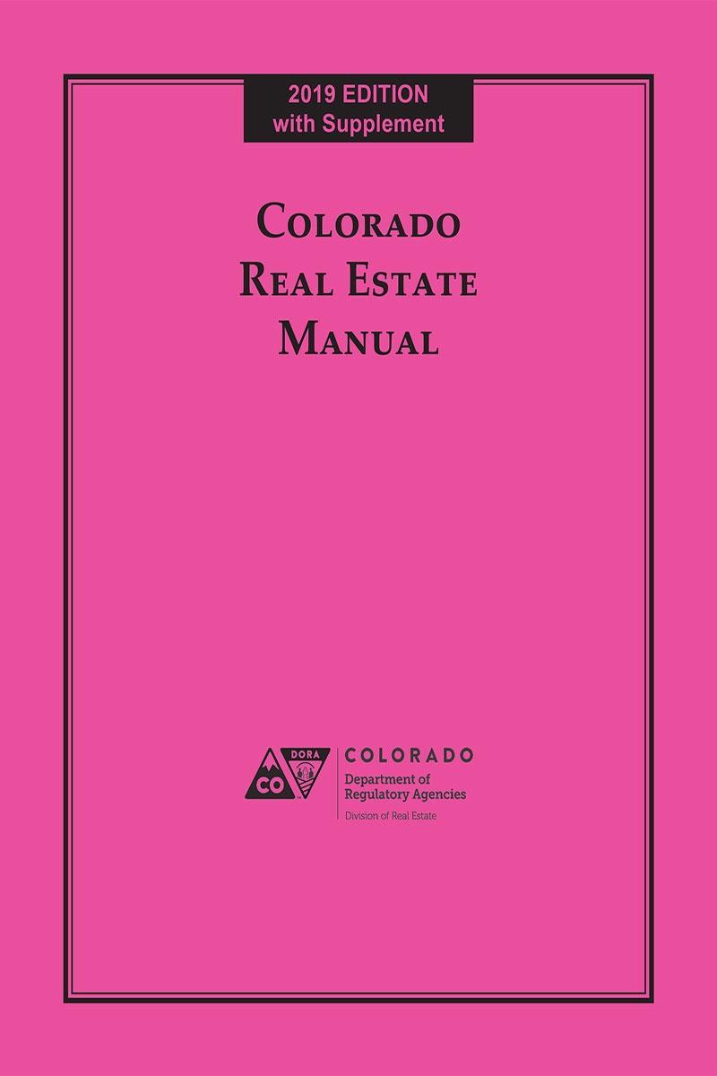 Colorado Real Estate Manual Lexisnexis Store