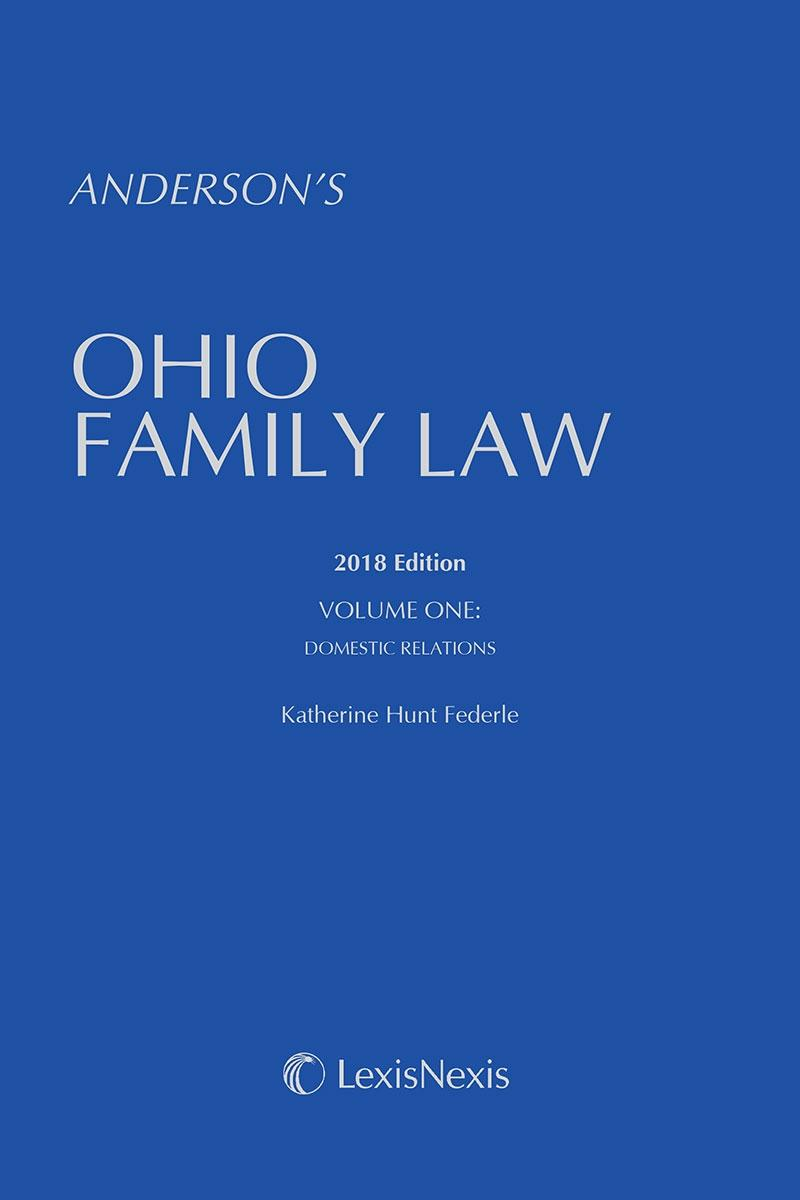 Anderson's Ohio Probate Practice and Procedure