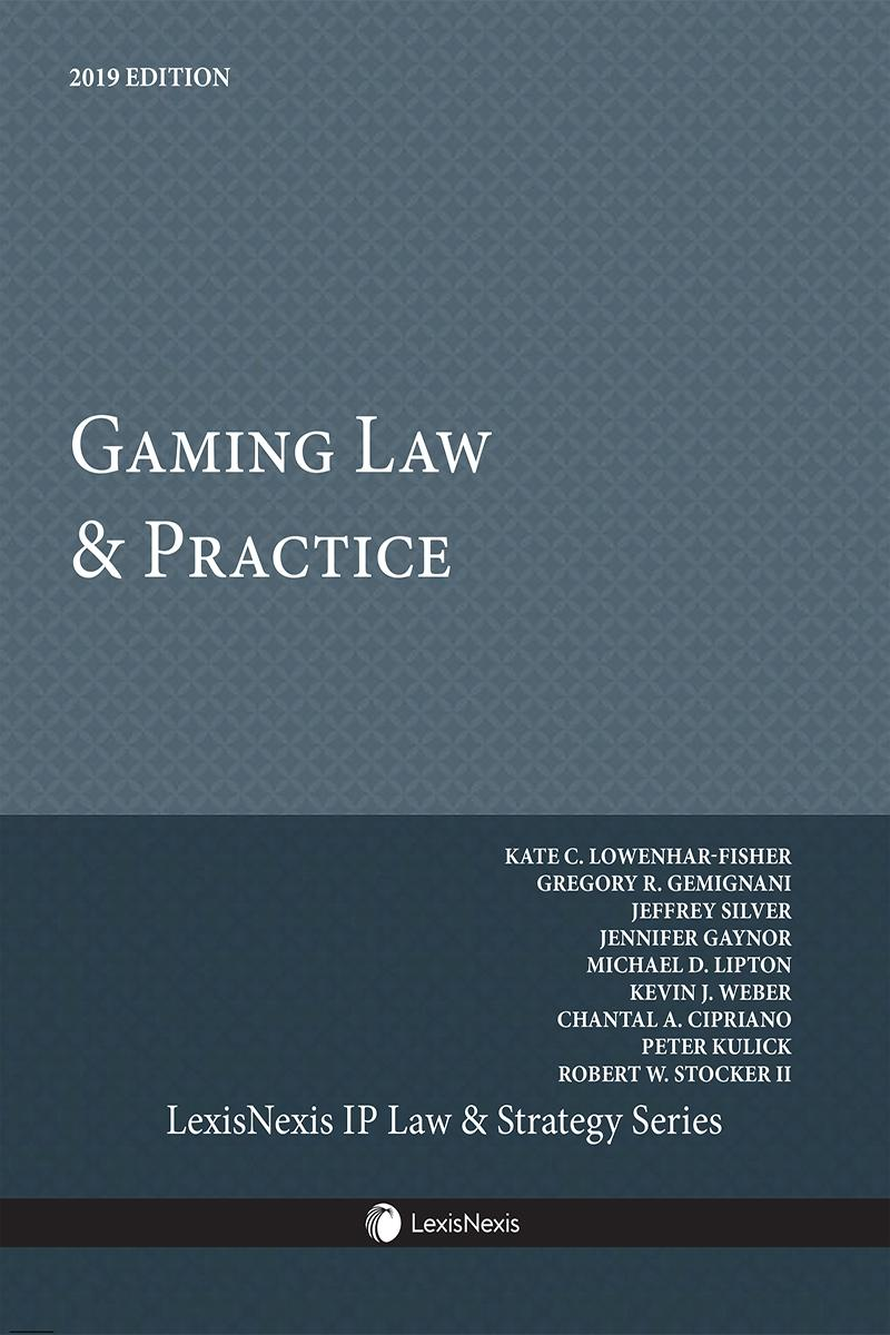Gaming Law & Practice | LexisNexis Store