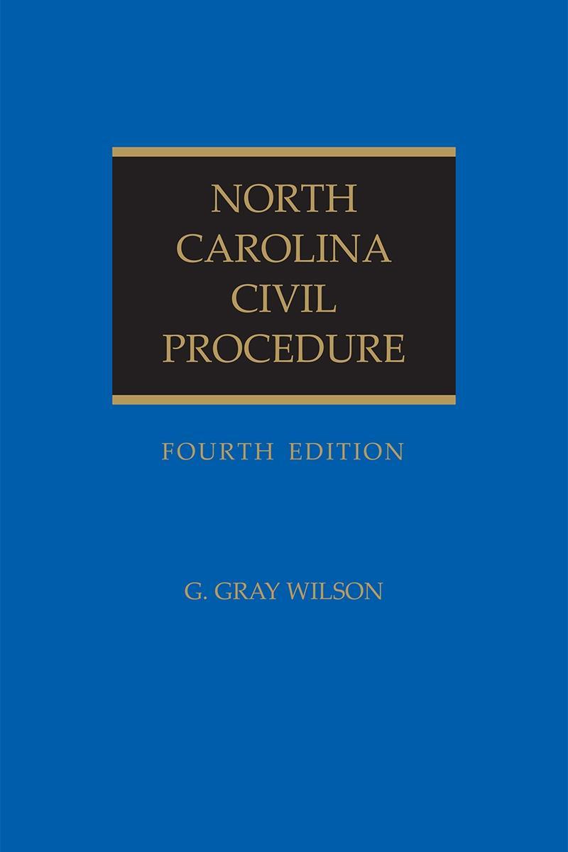 North Carolina Civil Procedure
