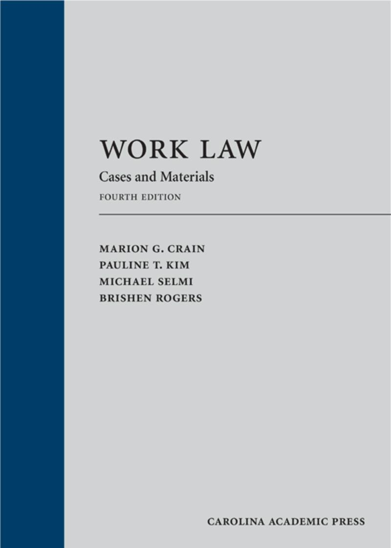 Work Law Cases And Materials Lexisnexis Store