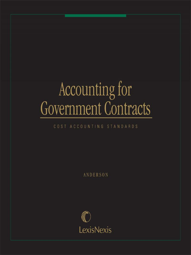 Accounting for government contracts cost accounting standards accounting for government contracts cost accounting standards fandeluxe Images
