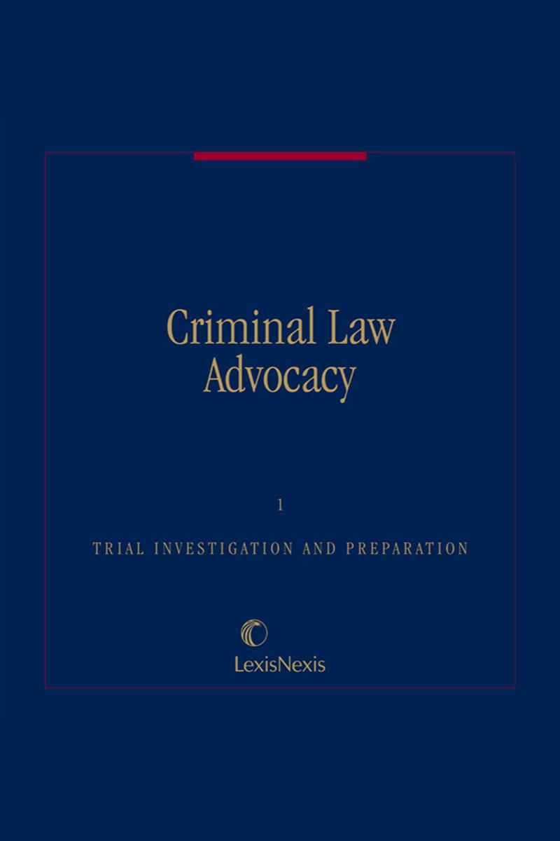 on the jury trial principles and practices for effective advocacy