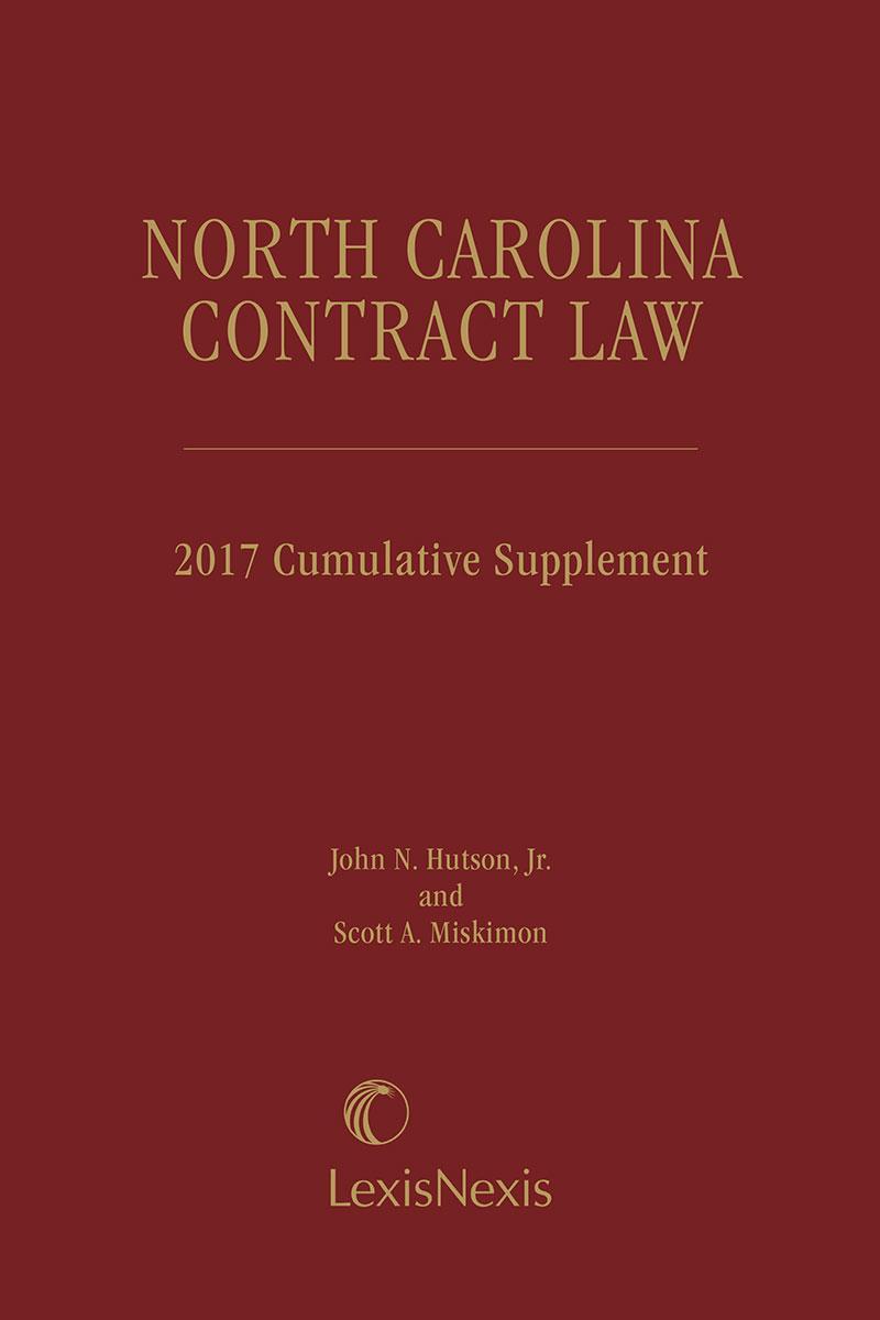 North Carolina Contract Law Lexisnexis Store