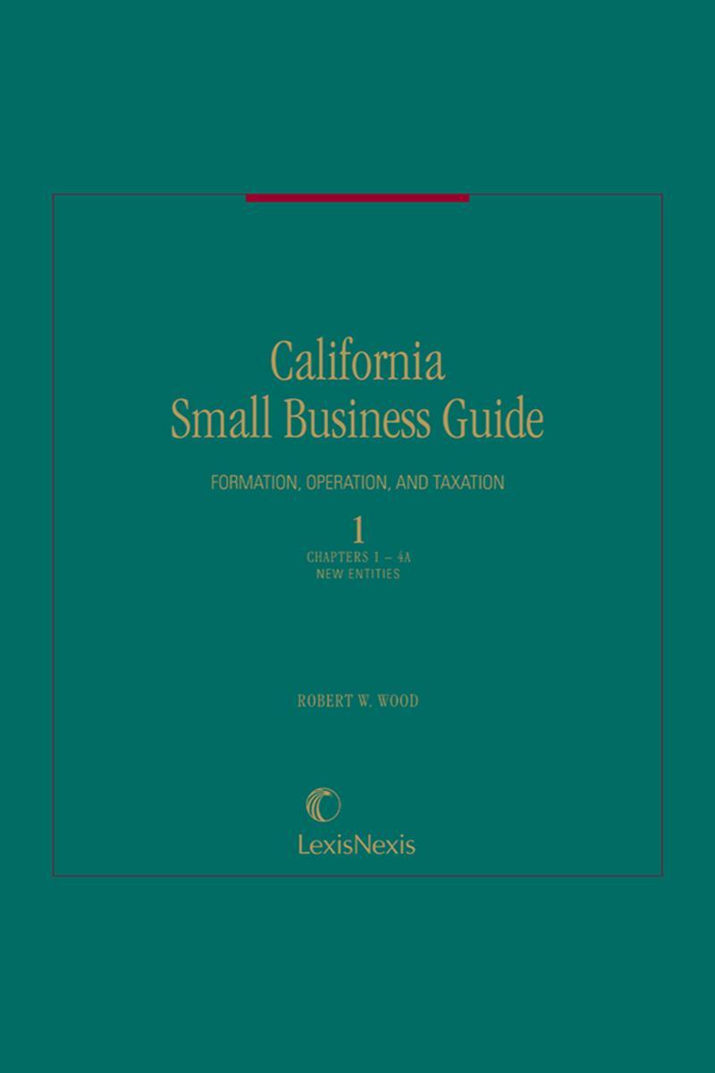 California Small Business Guide
