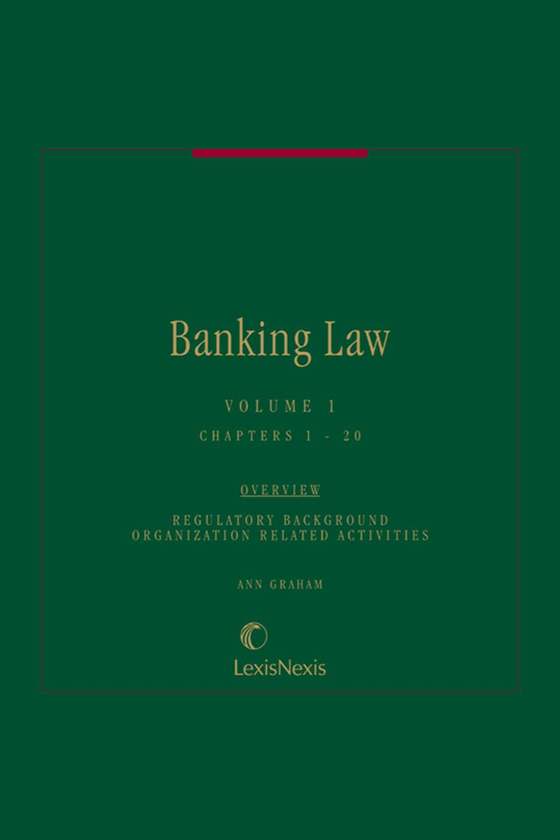 english banking law Banking law is the broad term for laws that govern how banks and other financial institutions lawyers perform a wide variety of functions that relate to creating, following and enforcing regulations.
