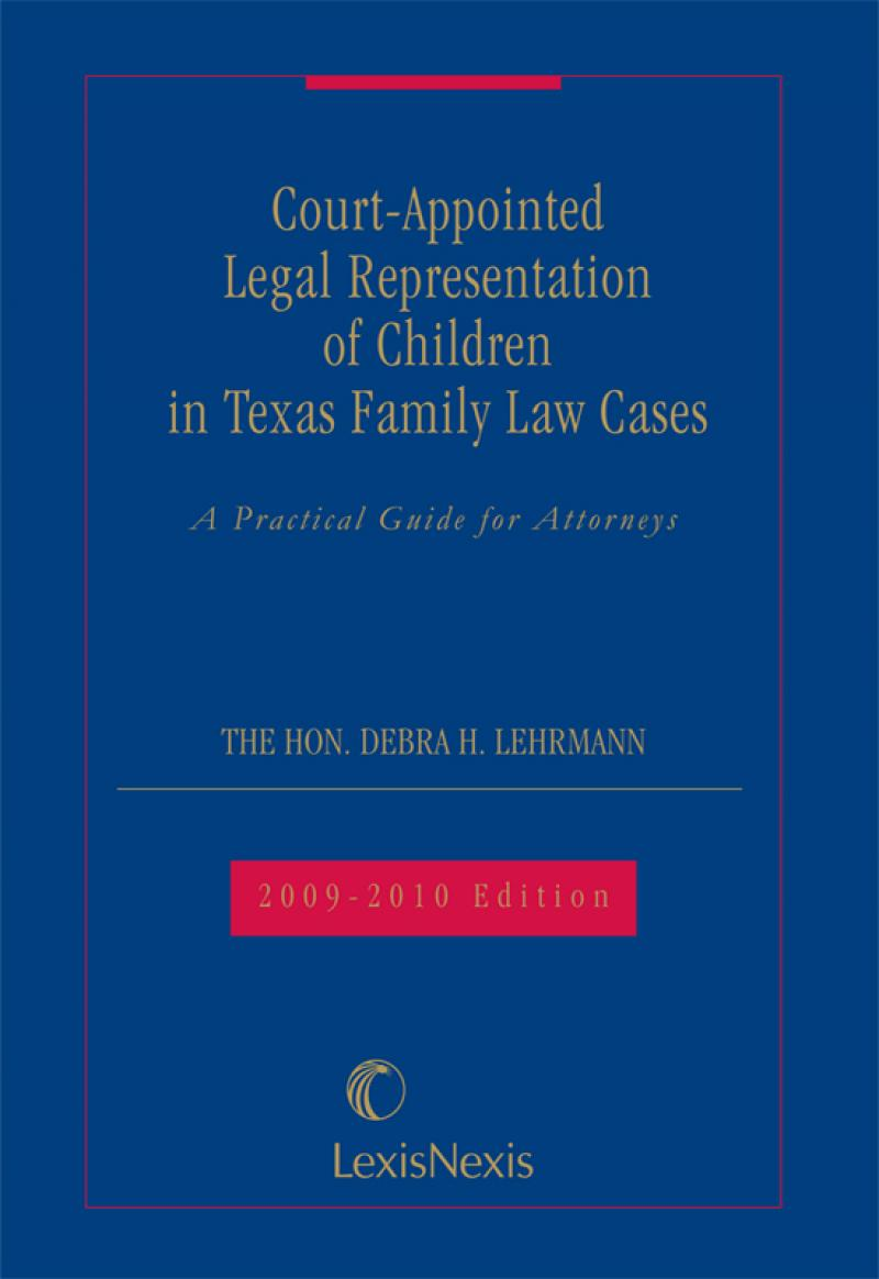 Court - Appointed Representation of Children in Texas Family