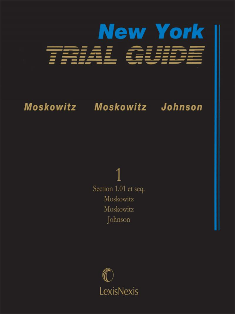 New York Trial Guide