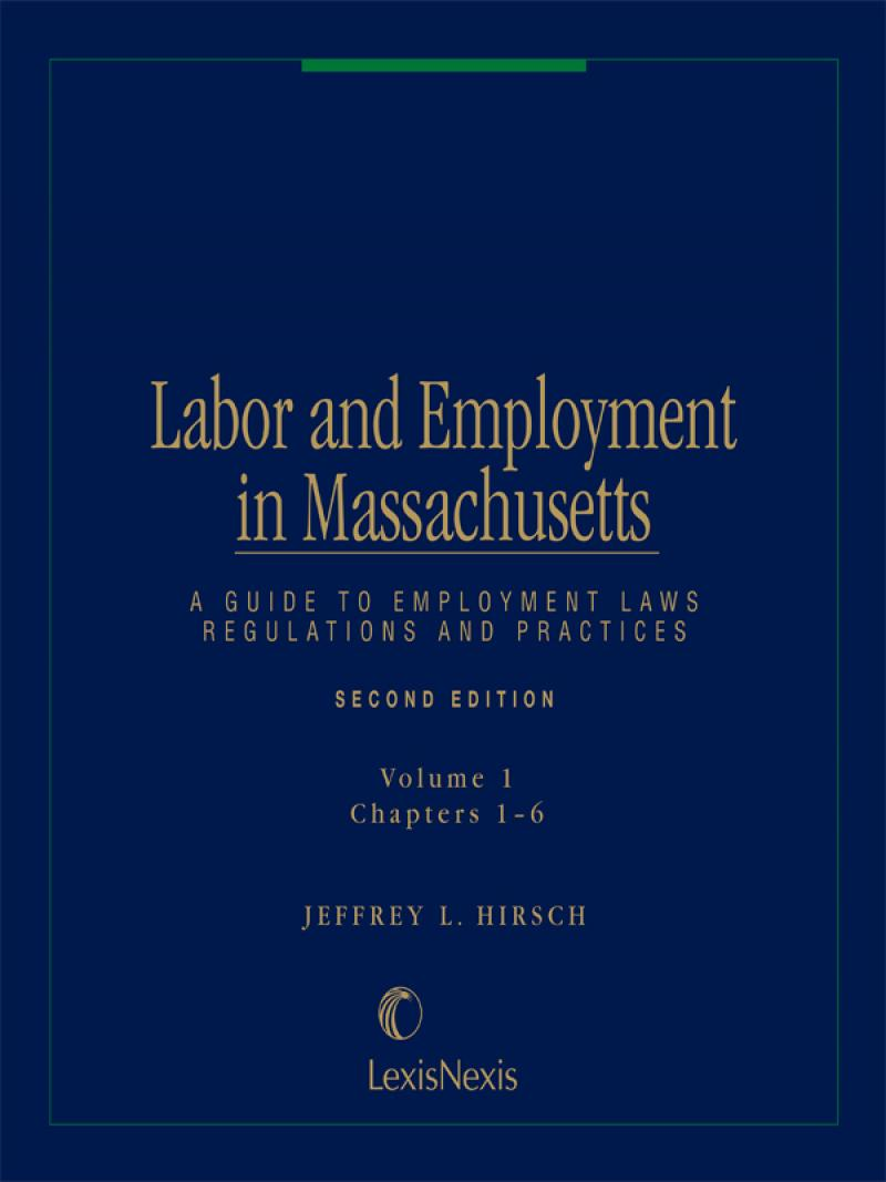 Labor and Employment in Massachusetts