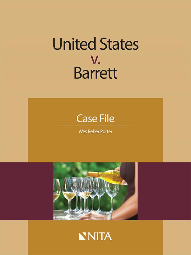 United States V Barrett Nita