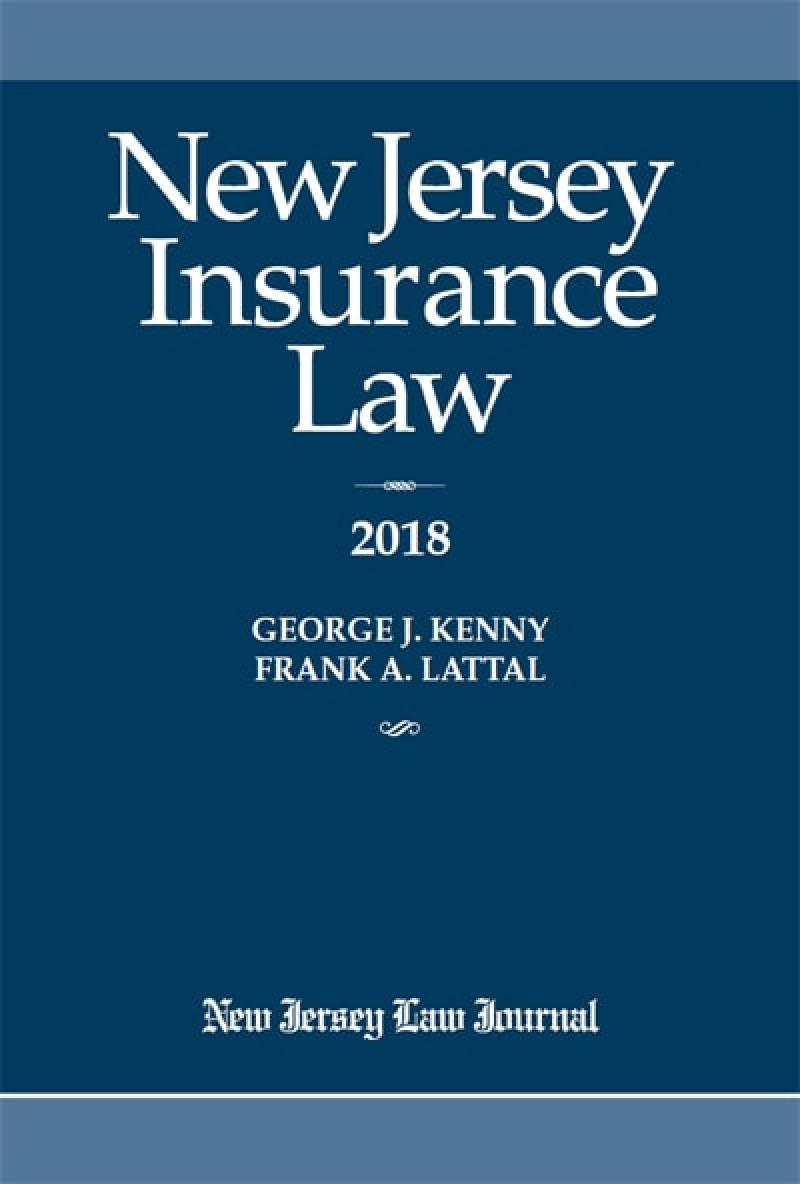 New Jersey Insurance Law Lexisnexis Store