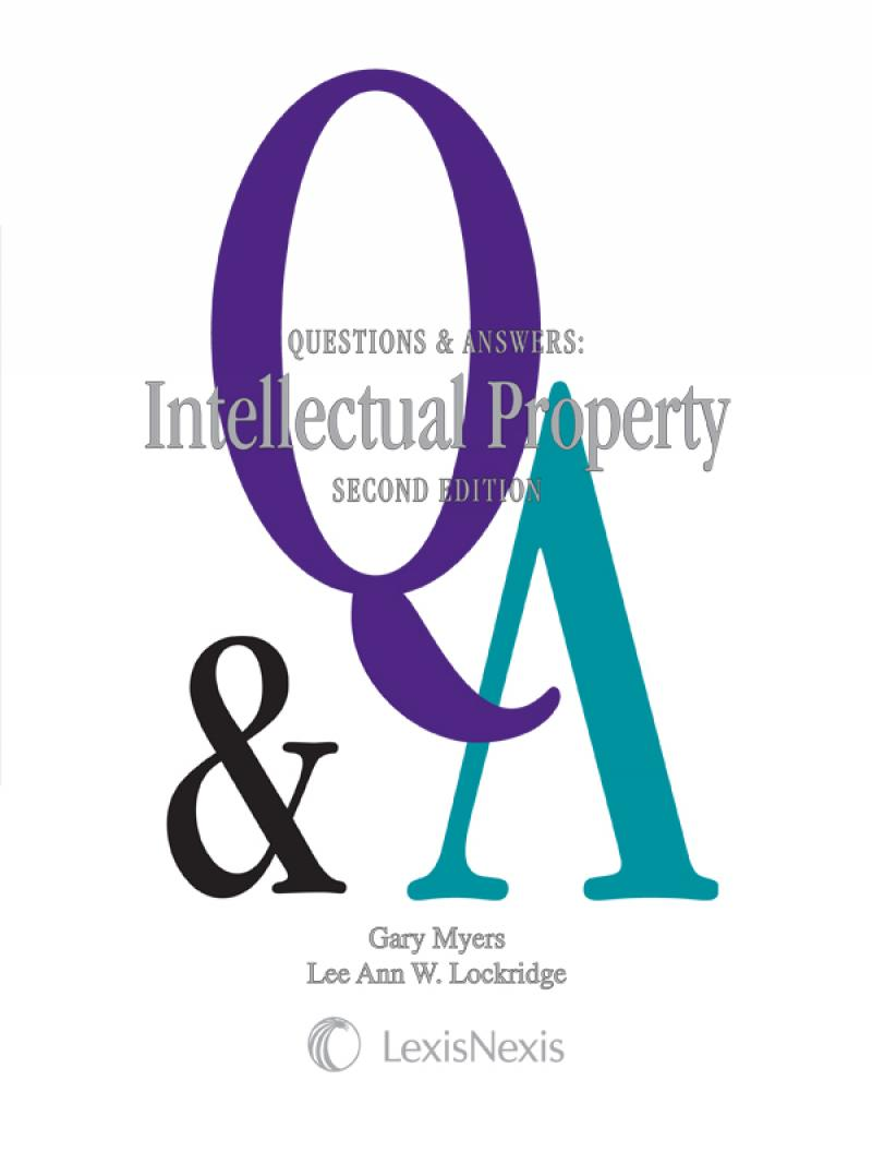 questions answers contracts second editon lexisnexis questions answers intellectual property second edition 2014 cover