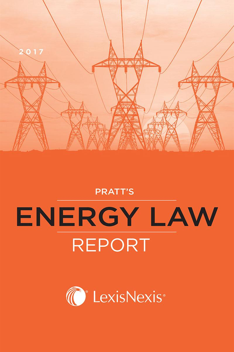 Pratt\'s Energy Law Report | LexisNexis Store