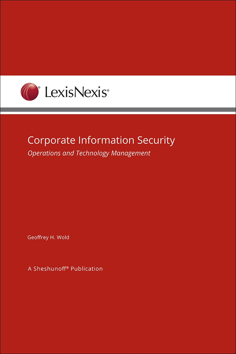 Technology Management Image: Corporate Information Security: Operations And Technology
