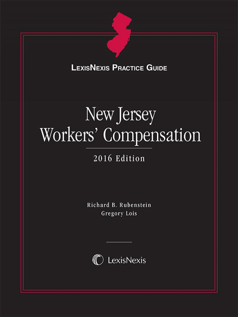 LexisNexis Practice Guide New Jersey Workers' Compensation