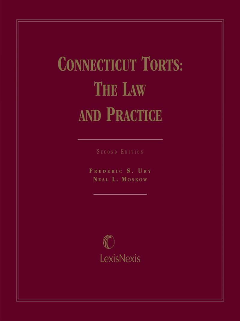 Connecticut torts the law and practice lexisnexis store connecticut torts the law and practice biocorpaavc Choice Image