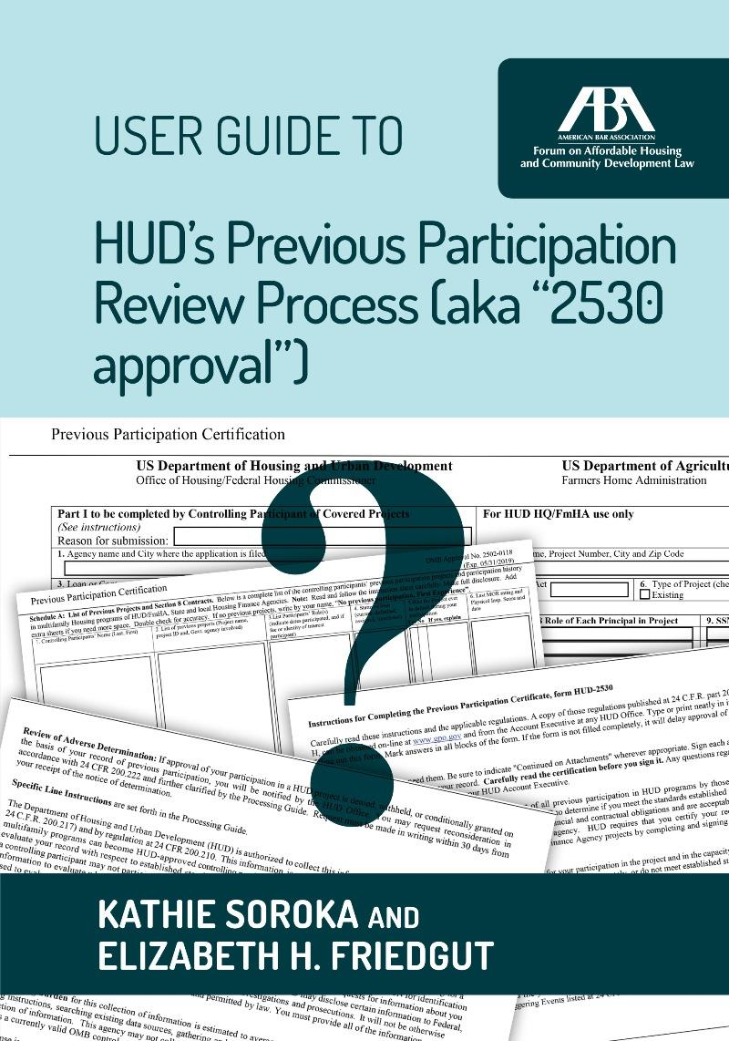 user guide to hud s previous participation review process aka 2530 rh store lexisnexis com user guide location user guide latex template