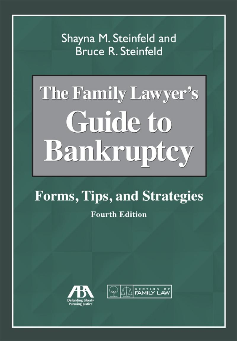 Glannon guide to bankruptcy: learning bankruptcy through multiple.