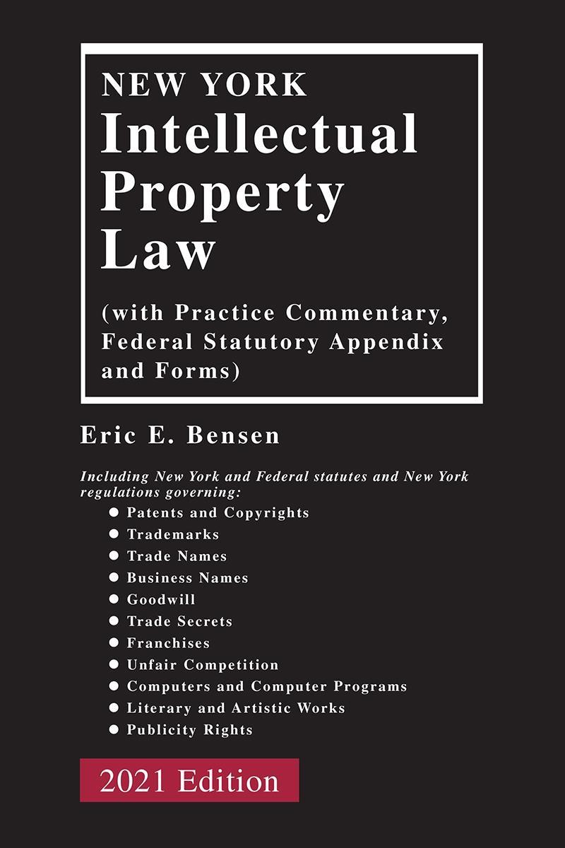 New York Intellectual Property Law