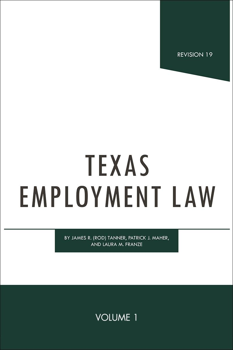 Texas Employment Law | LexisNexis Store