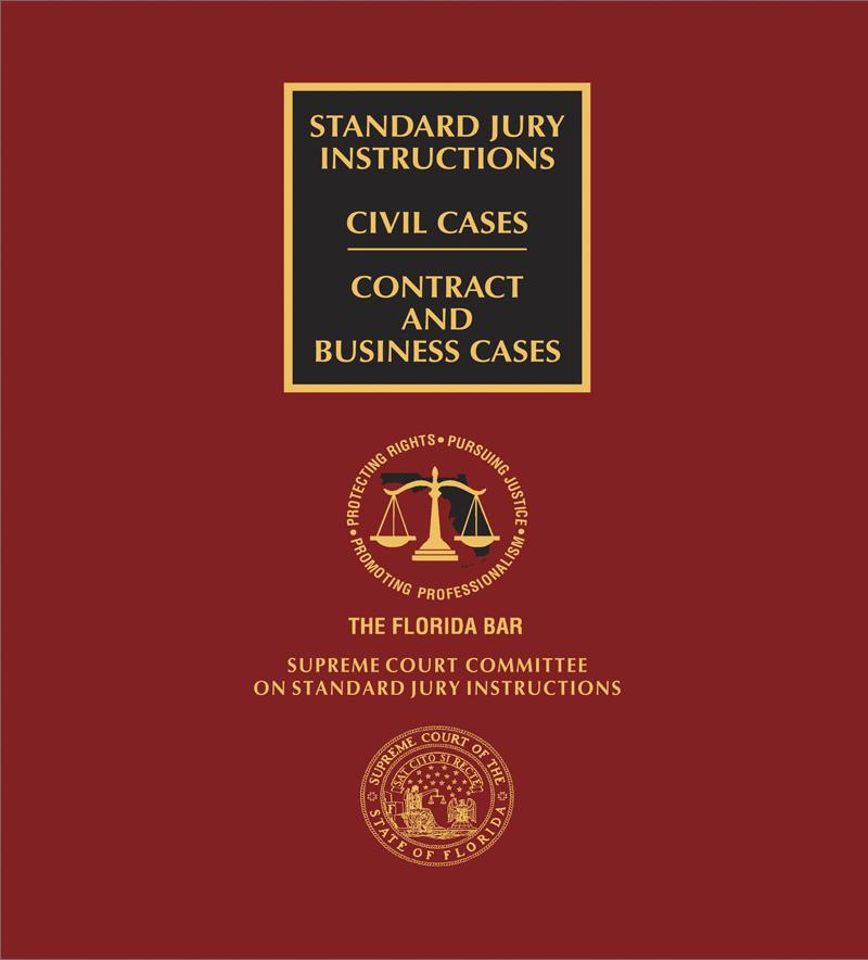 Florida Standard Jury Instructions Contract And Business Cases