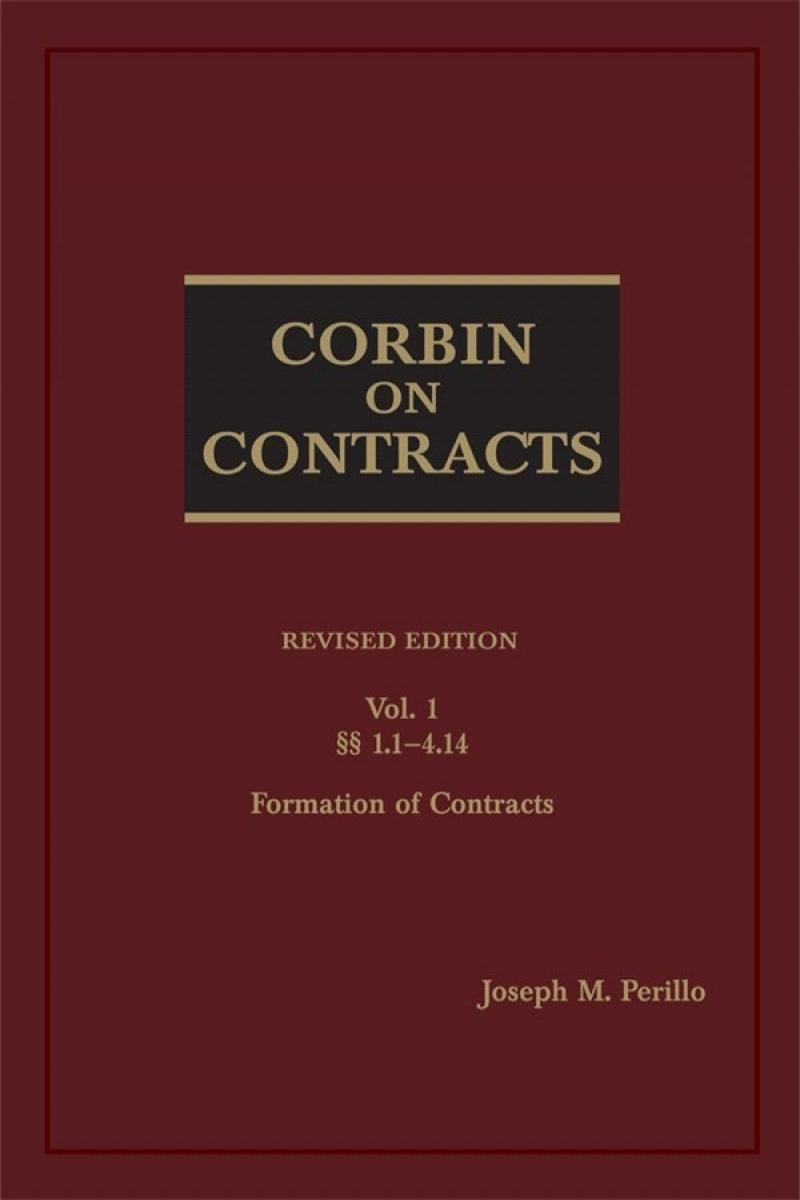 Corbin on Contracts