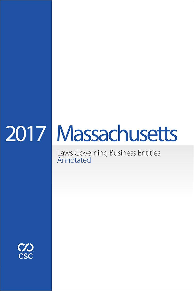 CSC® Massachusetts Governing Business Entities