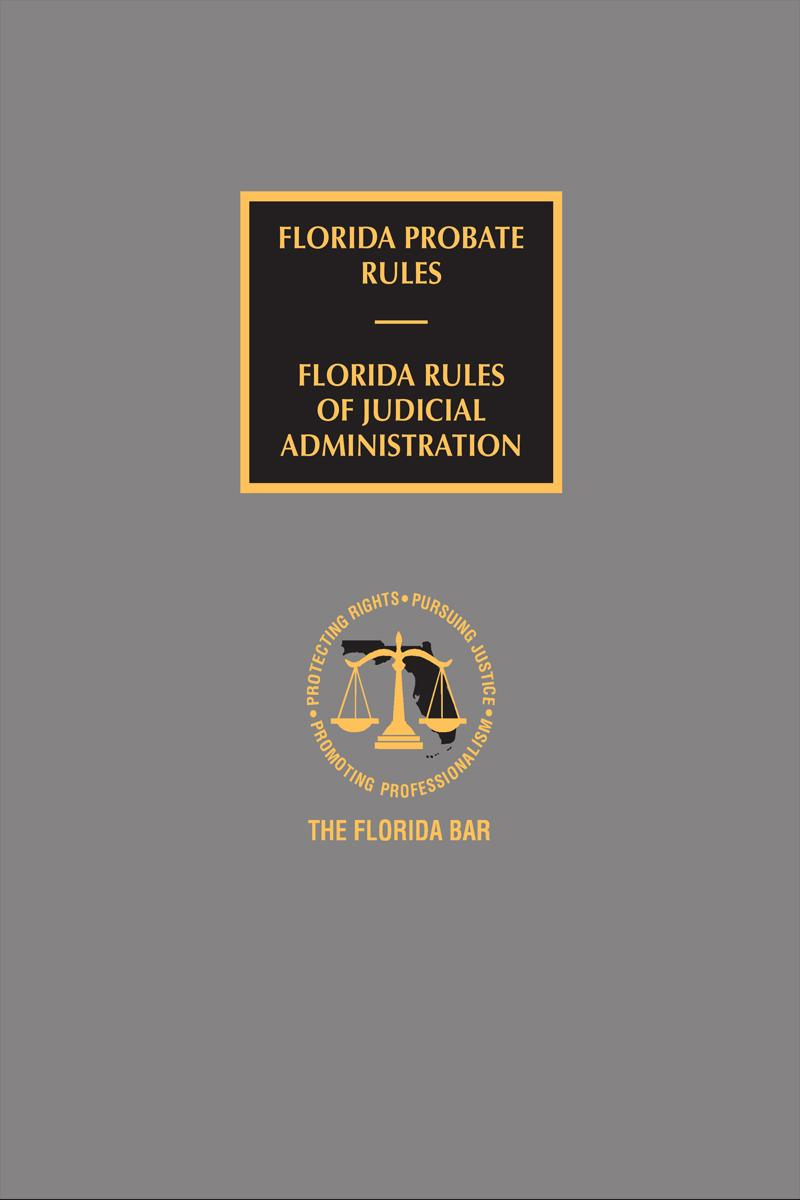 florida bar association rules of professional This seminar contains a detailed presentation of rules and expectations from the florida bar about how to properly manage your trust account trust accounting involves more than just keeping money in the bank.