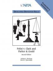 Polisi v. Clark and Parker & Gould Plaintiffs Version cover