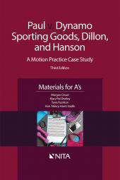 Paul v. Dynamo Sporting Goods, Dillon, and Hanson A's Version cover