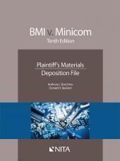 BMI v. Minicom Plaintiffs Version cover