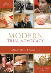 Modern Trial Advocacy: Analysis and Practice cover